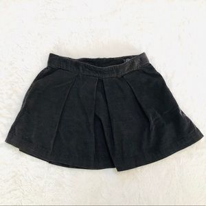 Corduroy Smoke Gray skirt